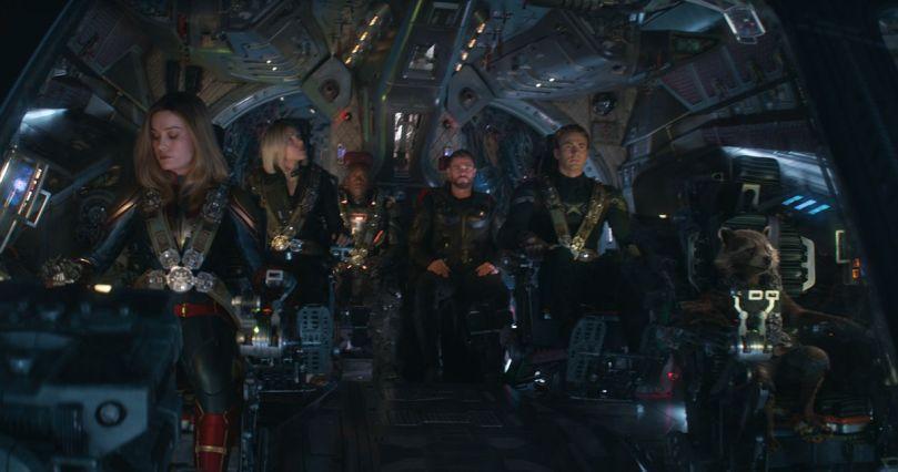 AvengersEndgame Banistar crew
